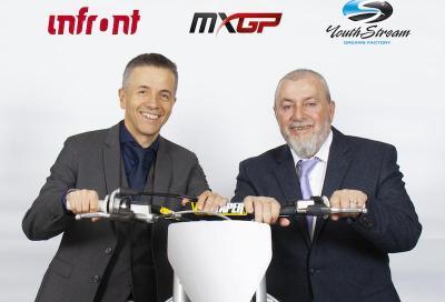 Il Mondiale Motocross venduto a Infront