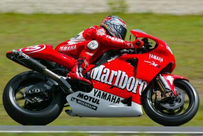 Yamaha M1, le foto dal 2002 al 2019