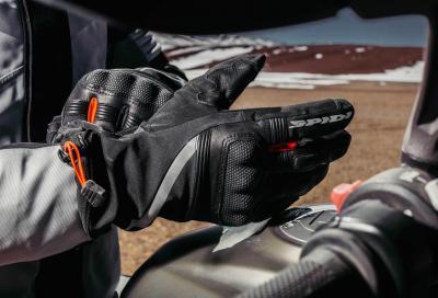 Spidi NK-6, i guanti per fare turismo