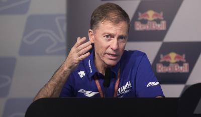 "Jarvis: ""Test cruciali per Yamaha. Vogliamo tornare al vertice"""