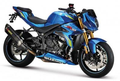 Suzuki Virus 1000, una nuda da 202 CV