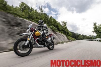 Iniziata la produzione della Moto Guzzi V85 TT