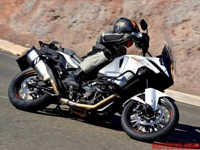 Richiamo per le KTM 1290 Super Adventure