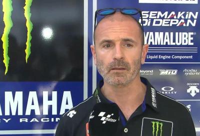 """""""Yamaha, ottimo lavoro. Ma Rossi e Viñales vogliono di più"""""""