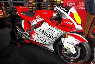 MV Agusta torna nel Motomondiale con la nuova F2