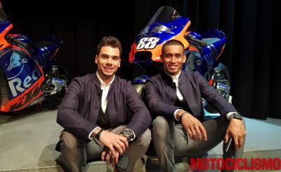 Oliveira e Syahrin: