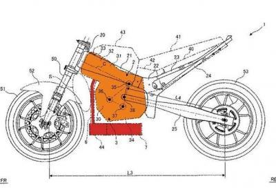 """Nel futuro, Suzuki """"ribalterà"""" il motore"""