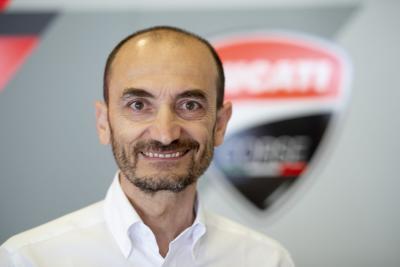 """Domenicali: """"Una Ducati Moto3 ha senso, ma in futuro"""""""
