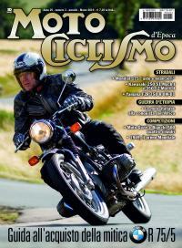 Motociclismo d'Epoca di marzo 2019 è in edicola