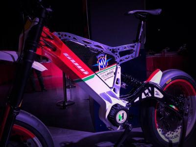 Guià, la moto-bike elettrica marchiata MV Agusta