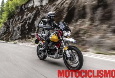 Ecco il prezzo della Moto Guzzi V85 TT