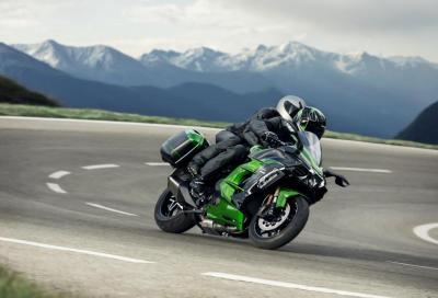 Richiamo per le Kawasaki Ninja H2 SX e H2 SX SE