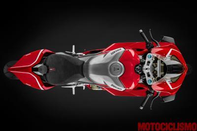 """Panigale V4 R: """"Soluzioni da corsa, manutenzione da moto normale"""""""