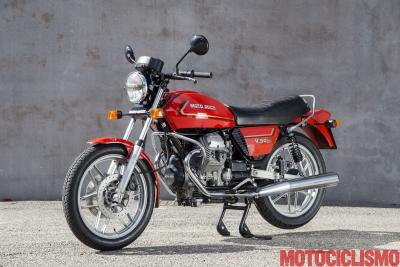 Moto Guzzi V 50: storia, versioni, caratteristiche