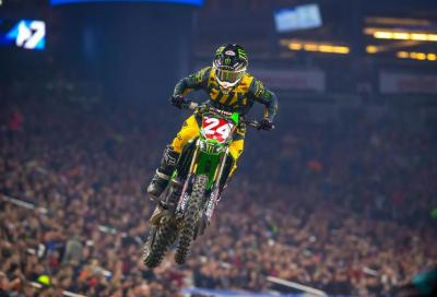AMA Supercross: Tomac vince la seconda Triple Crown