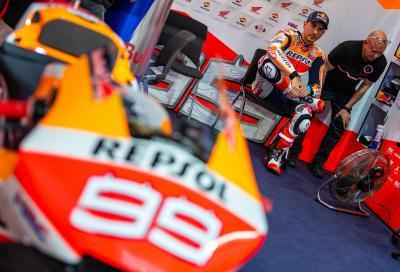 """""""Meglio l'inizio sulla Honda, sono più a mio agio che con Ducati"""""""