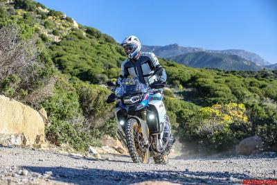 BMW F 850 GS Adventure, senza confini