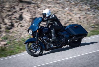 Harley-Davidson touring 2019: tecnologiche e speciali