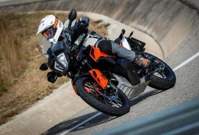 KTM 790 Adventure: il test su strada