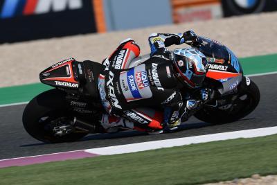 Schrotter il più veloce nelle qualifiche Moto2 in Qatar