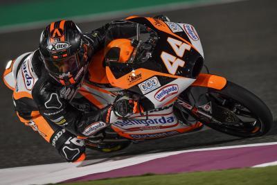 Moto3: Canet conquista la pole position a Losail
