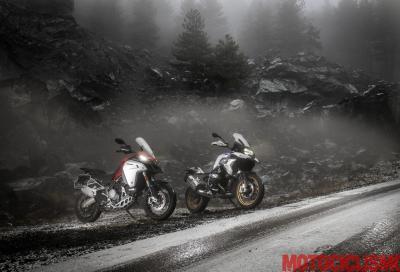 BMW R 1250 GS HP vs Ducati Multistrada 1260 Enduro