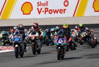 Nuovo format per le qualifiche di Moto2 e Moto3
