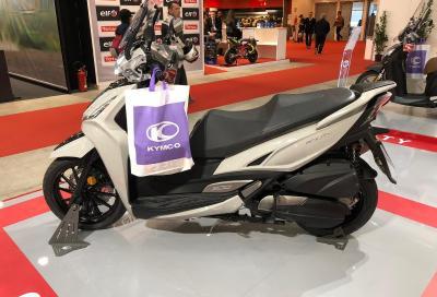 "Kymco Agility diventa ""maxi"", arriva il 300 cc"