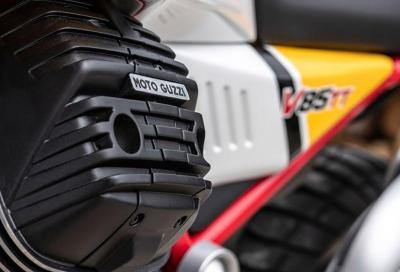 I modelli Moto Guzzi 2019