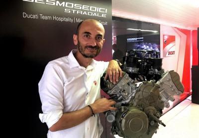 """Domenicali: """"La Ducati Streetfighter V4 arriverà il prima possibile"""""""