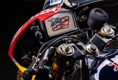 In vendita la CBR1000RR SP2 WSBK di Nicky Hayden