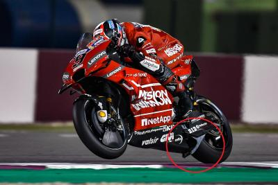 Ducati MotoGP, un rischio... Mondiale