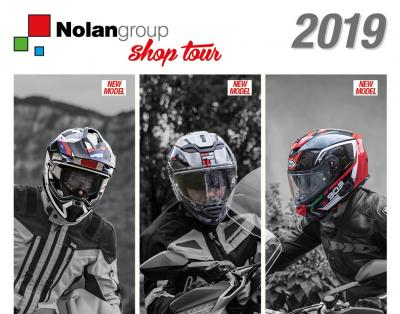 Nolangroup presenta lo Shop Tour 2019