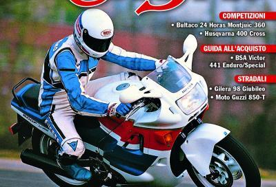 Motociclismo d'Epoca di aprile 2019 è in edicola