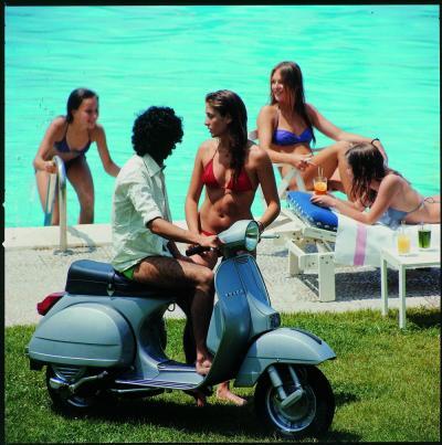 La Vespa è la due ruote più ricercata dagli italiani