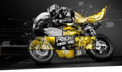 Eni i-Ride, lubrificanti e fluidi per le moto