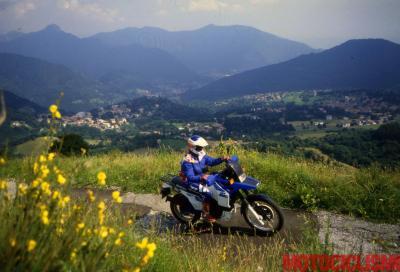 Suzuki BIG DR750S: io ci metto il becco