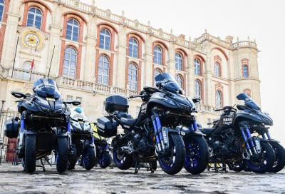 Niken moto ufficiale di Giro d'Italia, Tour de France e Vuelta