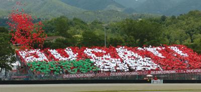 "Tribune Ducati 2019: la MotoGP in ""prima fila"""