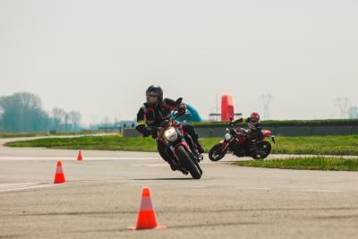 Ripartono i corsi di guida Ducati Riding Academy, con alcune novità