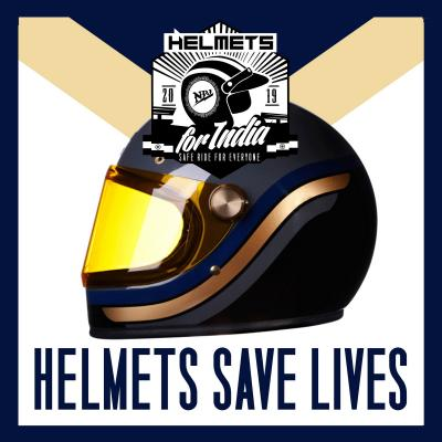 Helmets for India, in moto per la sicurezza