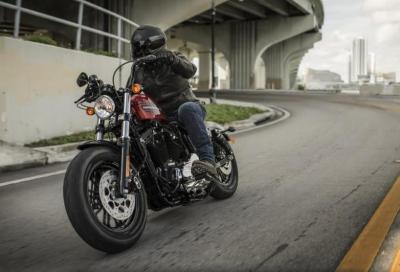 Fino a 800 euro di vantaggi per vivere il sogno Harley