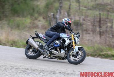BMW R 1250 R: come tu mi vuoi