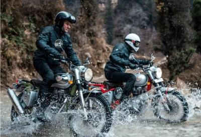 Royal Enfield svela le nuove Bullet Trials Works Replica