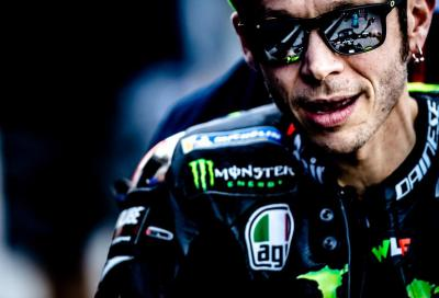 """Rossi: """"Prima che a Ducati, pensiamo ai nostri problemi"""""""