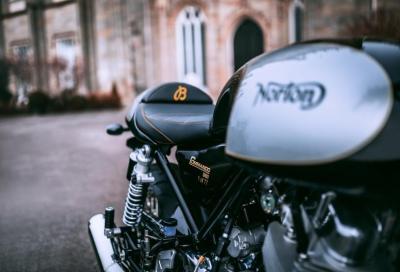Norton e Breitling creano un'edizione speciale della Commando 961