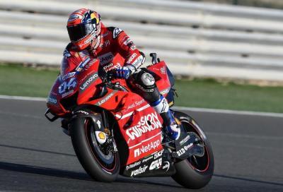 Ducati si impone nelle FP2 Argentine: Dovi 1°, Miller 2°