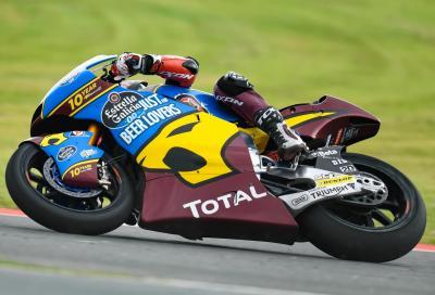 Moto2: Vierge il più veloce a Rio Hondo