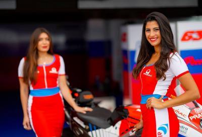 Le ragazze più belle della MotoGP 2019 a Termas de Rio Hondo