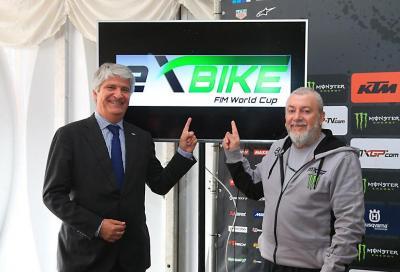 Nasce il FIM E-XBike World Cup, mondiale per bici a pedalata assistita